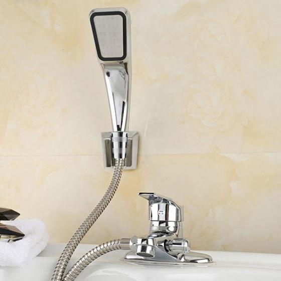 Vòi chậu lavabo kết hợp sen tắm nóng lạnh Zento ZT 2042