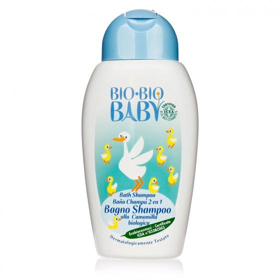 Sữa tắm gội toàn thân Bio Bio Baby 2 trong 1