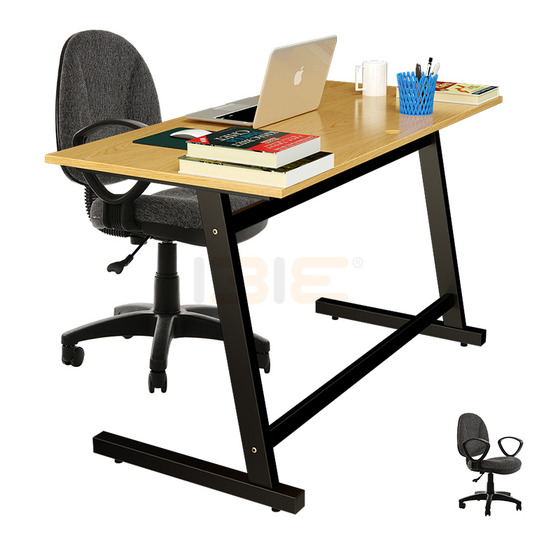 Bộ bàn Oak-Z vân sồi và ghế IB505 - IBIE
