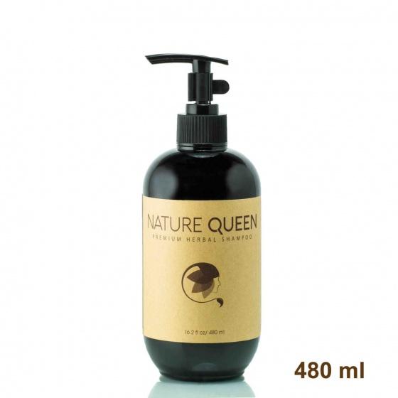 Dầu gội thảo dược Nature Queen 480ml