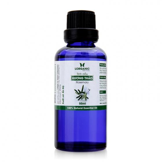 Tinh dầu hương thảo Lorganic LGN0024 (50ml)