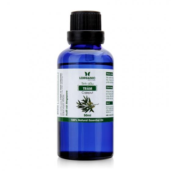 Tinh dầu tràm Lorganic nguyên chất LGN0021 (50ml)