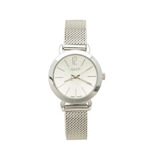 Đồng hồ nữ Julius JA-732 JU970 (bạc)