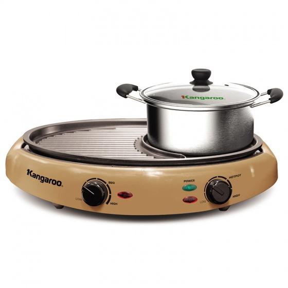 Bếp lẩu nướng Kangaroo KG95N