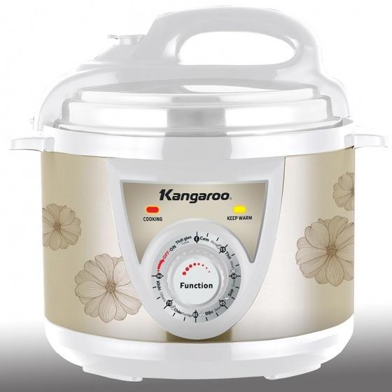 Nồi áp suất Kangaroo KG280M 5L