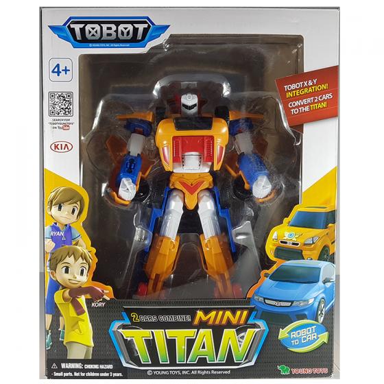 Đồ chơi lắp ráp Tobot Mini Titan