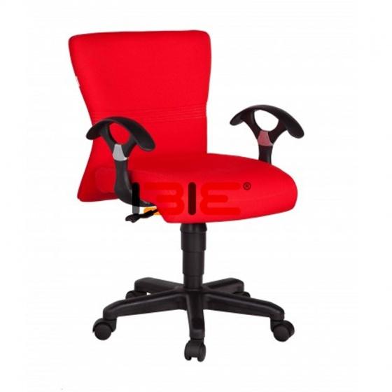 Ghế xoay IBIE IB510 lưng rời màu đỏ