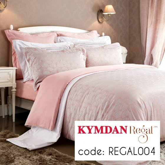 Drap Kymdan Regal 160 x 200 cm (drap bọc + áo gối nằm)