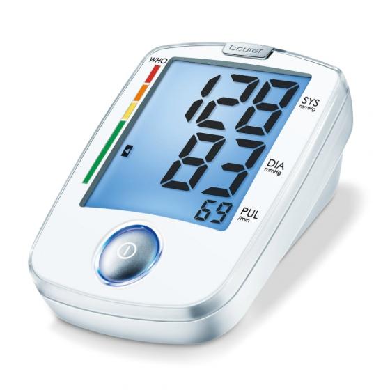 Beurer - Máy đo huyết áp bắp tay điện tử 22 - 30 cm (Kèm Adaptor) BM44