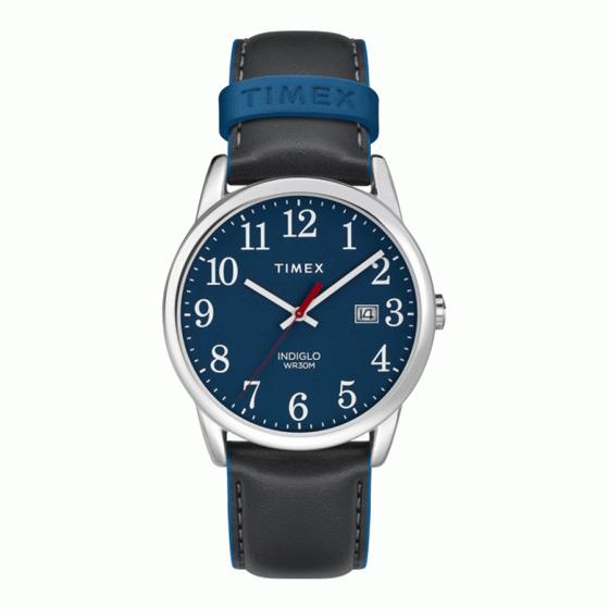 Đồng hồ chính hãng Unisex Timex Easy Reader Color Pop 38mm TW2R62400
