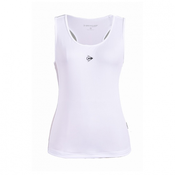 Áo gym nữ Dunlop - DAGYS8117-2-WT (Trắng)