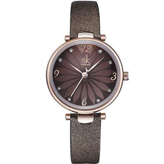 Đồng hồ nữ chính hãng Shengke UK K8047L-04(RG)