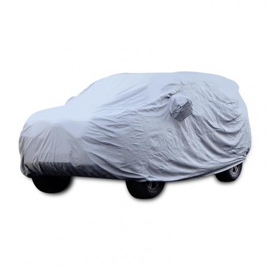 Bạt phủ ô tô CIND CD-525 7 chỗ size S-D 2 lớp PVC+PP