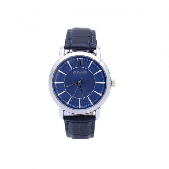 Đồng hồ nam dây da Julius Hàn Quốc JA-808MC