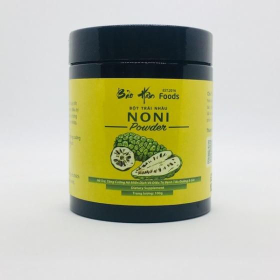 Bột trái nhàu (Noni) Bảo Hân 100g