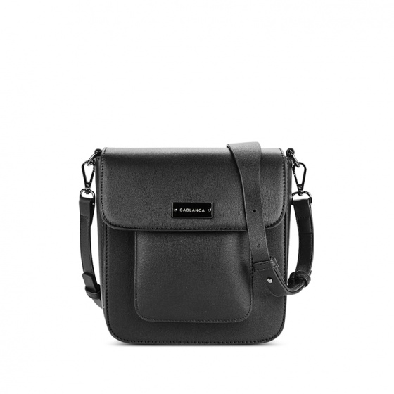 Túi đeo chéo thời trang 5051SD0025 - đen