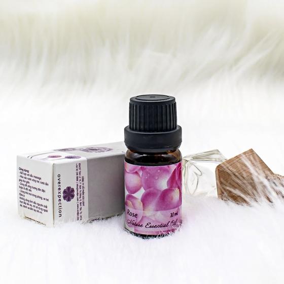 Tinh dầu hoa hồng (Rose Essential Oil) 10ml