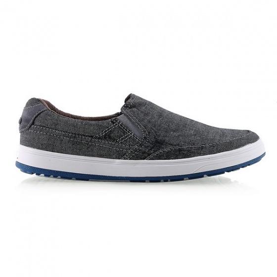 Giày lười nữ Sutumi 5202 - đen