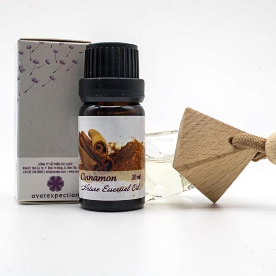 Tinh dầu quế (Cinnamon Essential Oil)
