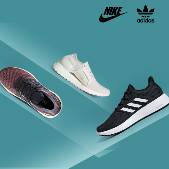 Sneaker ADIDAS - NIKE chính hãng