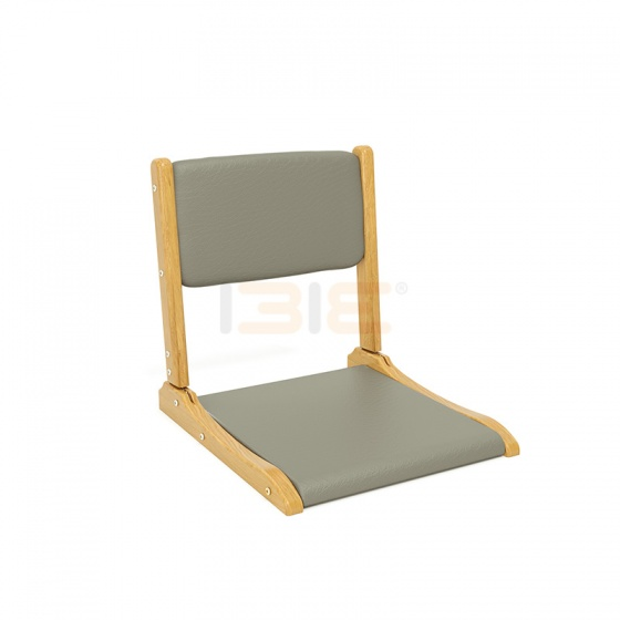 Ghế bệt cao cấp Pisu màu xanh - IBIE