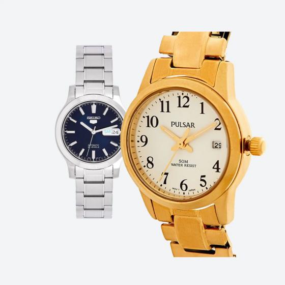 Đồng hồ nhập khẩu chính hãng
