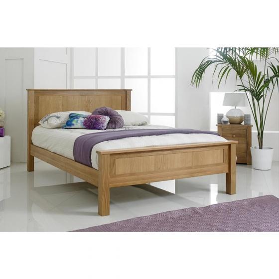 Giường Gents gỗ sồi - IBIE