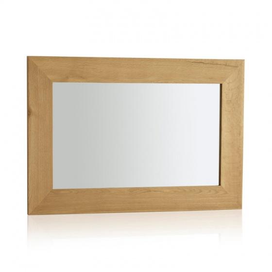 Gương treo tường Cosmopolitan 90cm gỗ sồi