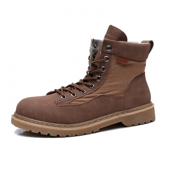 (SIÊU SALE) Giày boot nam Passo G212