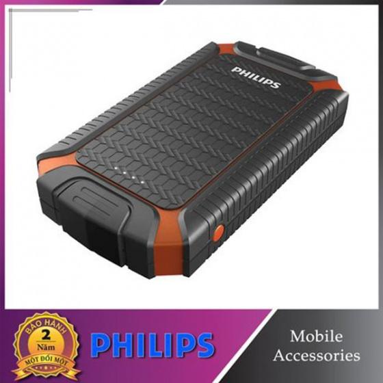Kích nổ xe ô tô Philips DLP8080 7500mAh - Hàng chính hãng