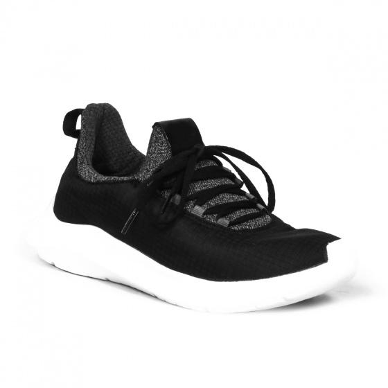 Giày nam, giày thể thao sneaker Zapas năng động cá tính siêu nhẹ thoáng khí - ZR007 (màu đen)