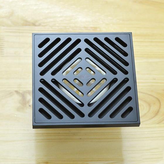 Thoát sàn chống mùi Black series  Zento ZT678-1B