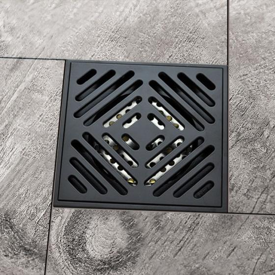 Thoát sàn chống mùi Black series Zento ZT578-1B