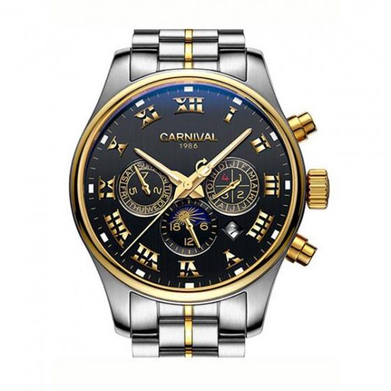 Đồng hồ nam dây thép Carnival G68701.102.616