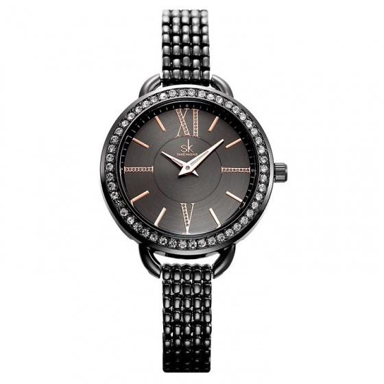 Đồng hồ nữ chính hãng Shengke UK K0089L-01