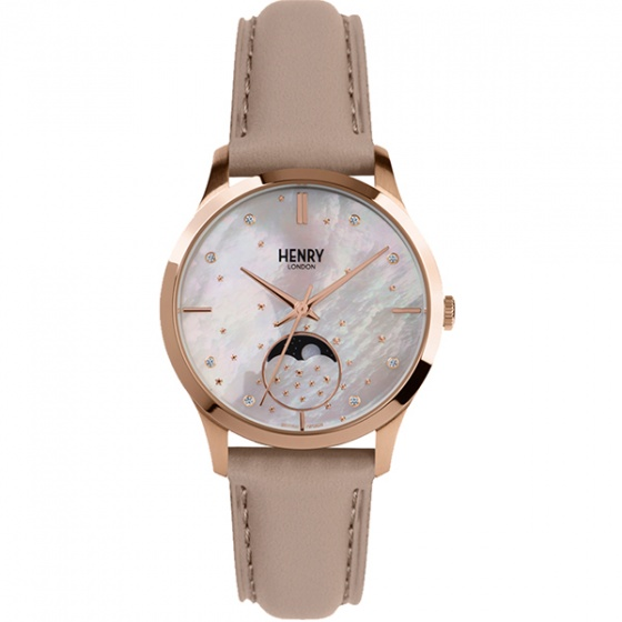 Đồng hồ nữ Henry London HL35-LS-0320
