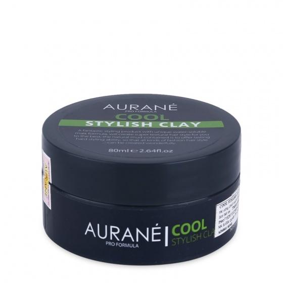 Sáp tạo kiểu mờ Aurane Cool Stylish Clay 80ml
