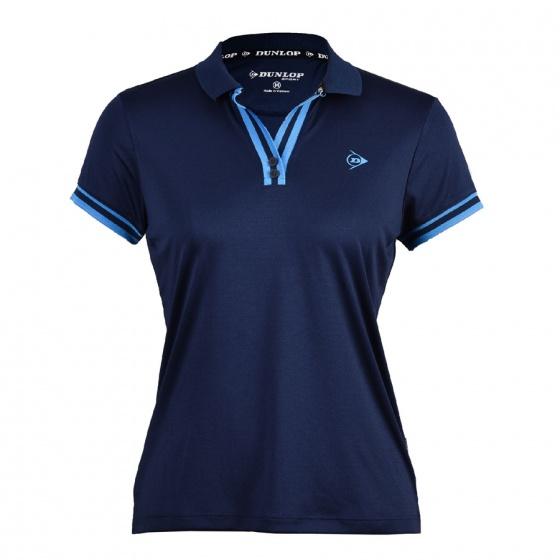 Áo thể thao Nữ Dunlop - DASLS8095-2C-GRK (xanh đen)