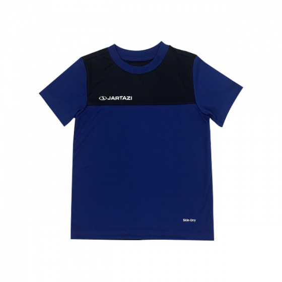 Áo thun không cổ trẻ em Jartazi (poly T-shirt bari – kid) JA4090D2