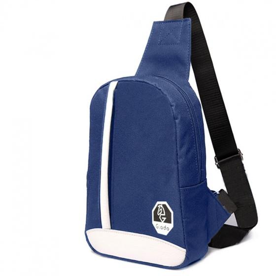 Túi đeo chéo thời trang Glado DCG027 (màu xanh)
