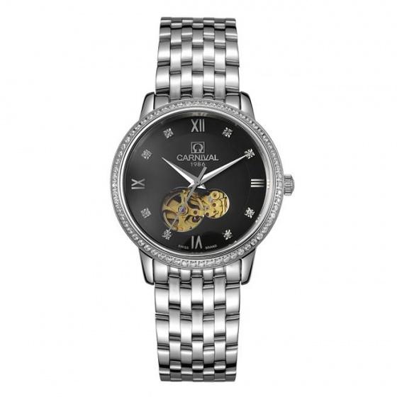 Đồng hồ nam dây thép Carnival G50803.302.011