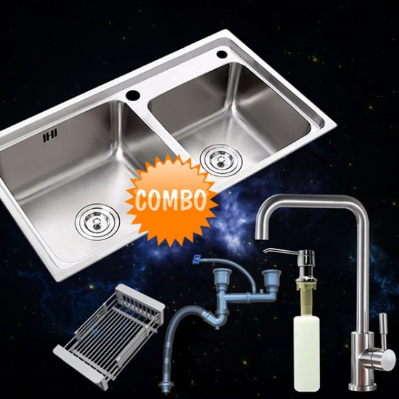 Combo 5 thiết bị nhà bếp NB02