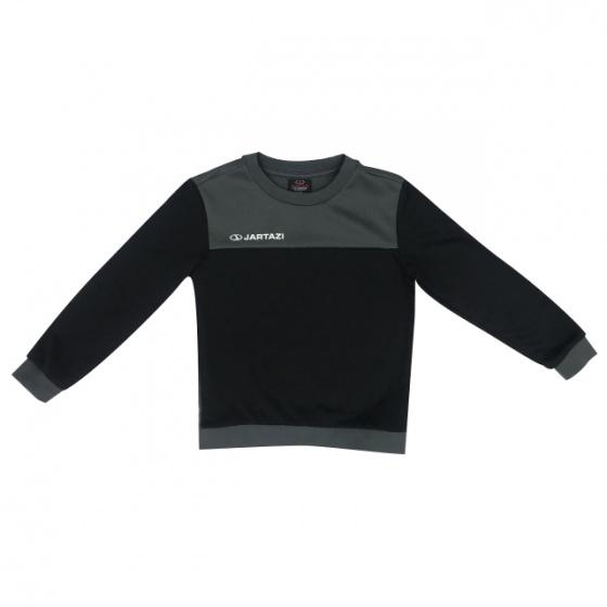 Áo thun bari trẻ em tay dài cổ tròn Jartazi (Crew neck sweater bari) JA1093D4