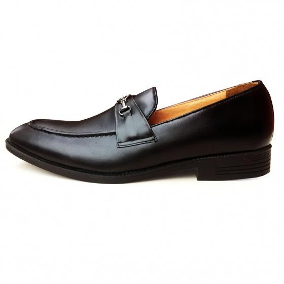 Giày da nam da bò thật chính hãng GCS26 Geleli