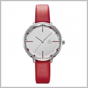 7c83593d7bb Đồng hồ nữ chính hãng Shengke Korea