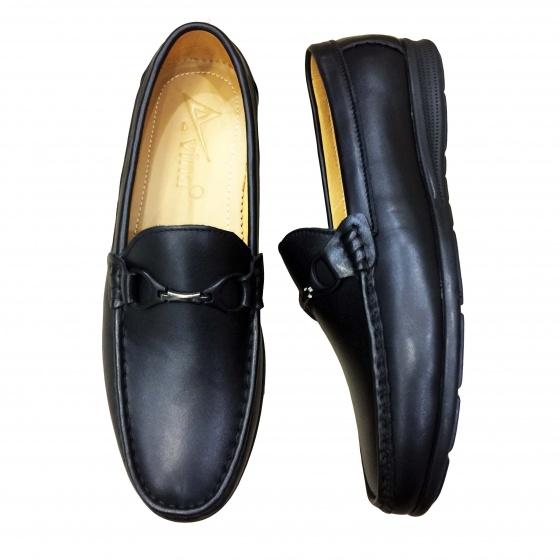 Giày lười nam da bò thật GM9...