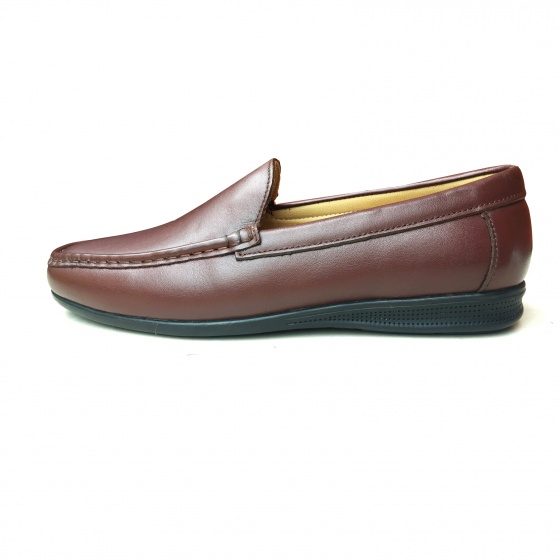 Giày lười nam da bò thật GM1N Geleli