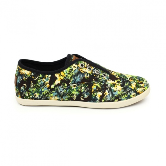 Giày sneaker nữ Sutumi O002 - Bông vàng