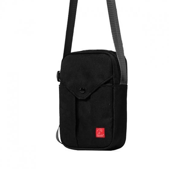 Túi đeo chéo nam thời trang cao cấp Glado express GEX004 (màu đen)