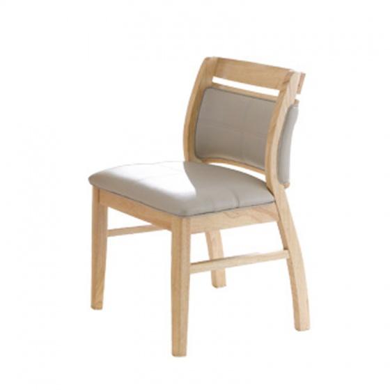 Ghế Dotori gỗ cao su nhiều màu